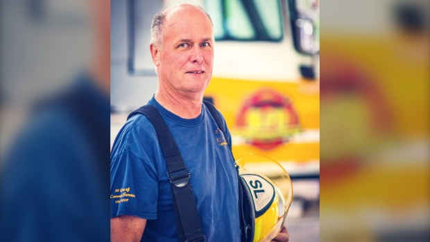 'Ron was a great man': Procession planned for island firefighter who died responding to call