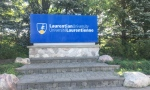 Laurentian University is introducing a series of measures to ensure students, staff and faculty members have the tools at their disposal to maximize safety when the fall semester begins. (Alana Everson/CTV News)