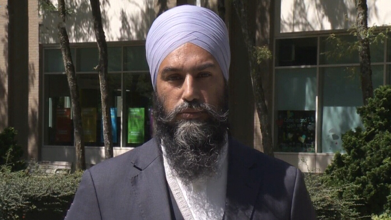 'This was never about helping students': Singh