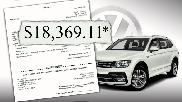 Man who rented SUV shocked to get repair bill for more than $18,000
