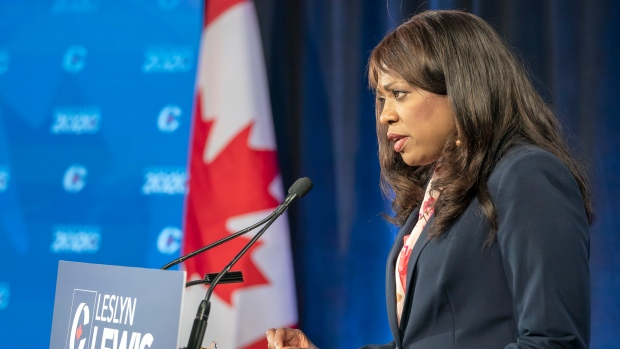 Conservative leadership debate in disarray after Lewis, MacKay back out