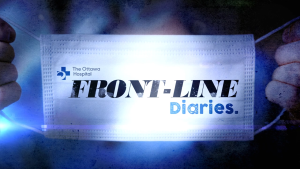 FRONT-LINE DIARIES