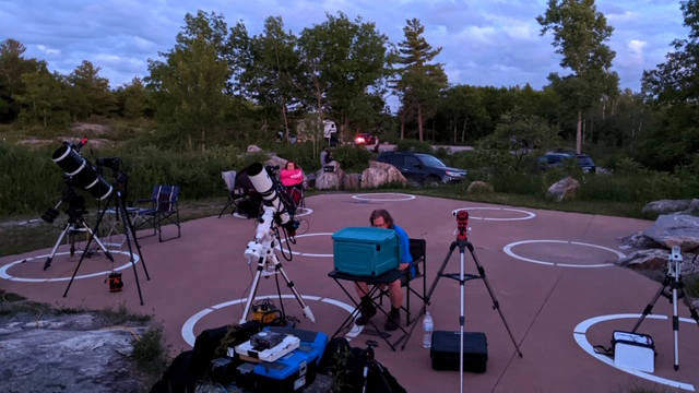 Lennox & Addington Dark Sky Viewing Area