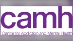 The Centre for Addition and Mental Health in Toronto and Western University in London, Ont, advised donors recently by email that a ransom was paid by one of their service providers, Blackbaud, which revealed a cyber attack on its own website earlier this month. The Centre for Addiction and Mental Health (CAMH) logo is seen in this undated handout photo. THE CANADIAN PRESS/HO, *MANDATORY CREDIT*
