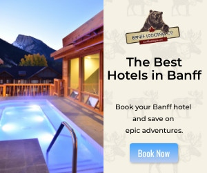 Best Of Banff Hotels 300x250