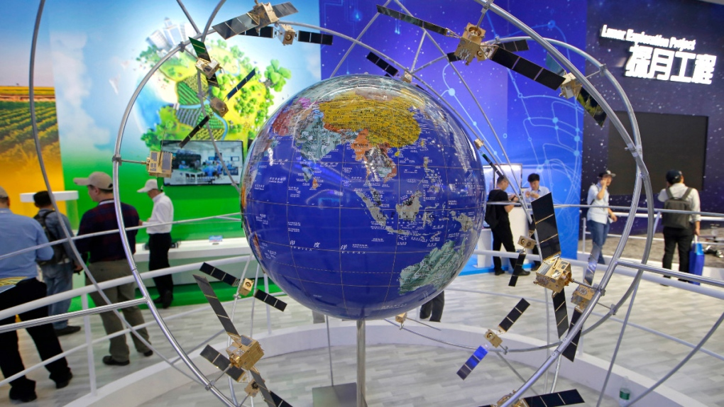A model of the BeiDou Navigation Satellite System