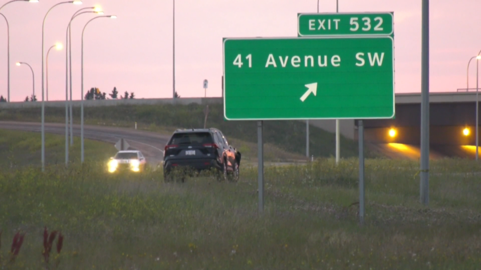 A woman is dead after being hit by more than one vehicle while walking on Highway 2 on July 31, 2020.