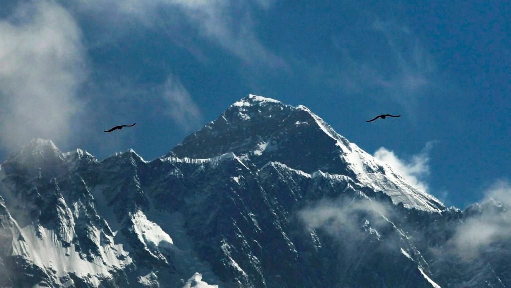 Mount Everest got slightly taller in 2020