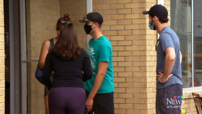 First day for mandatory masks in N.S.