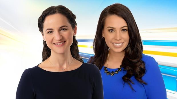 CML - Amanda Debison and Jenifer Grudic
