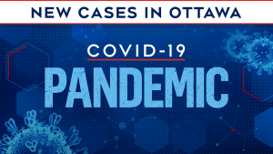 New cases of COVID-19 in Ottawa