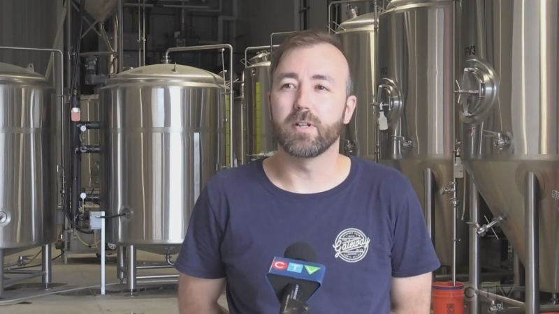 North Bay brewery supports LGBTQ+ community with specially designed beer.