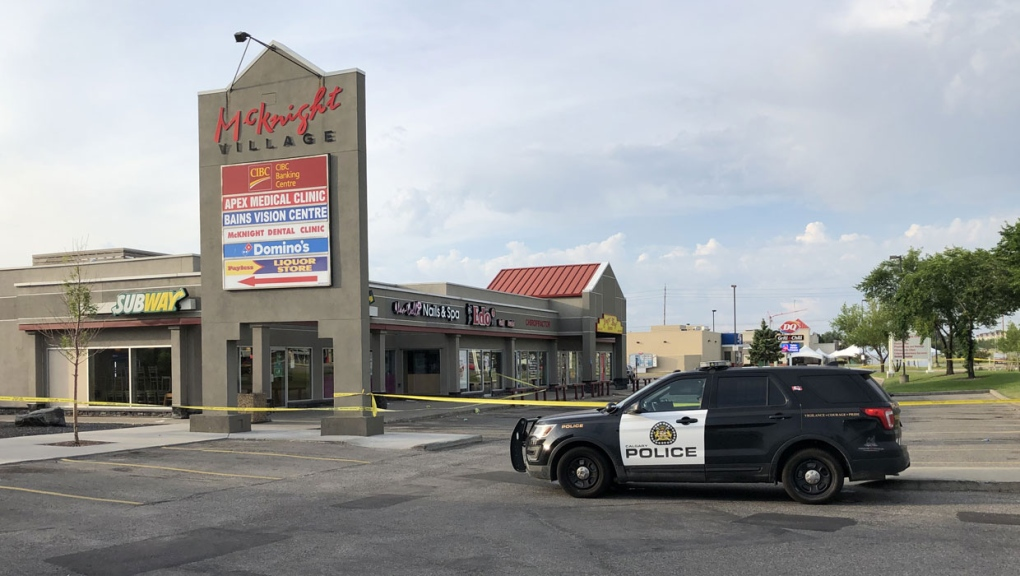 calgary, calgary police, northeast, shooting, fals