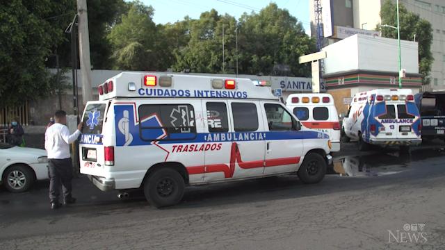 COVID-19 in Mexico