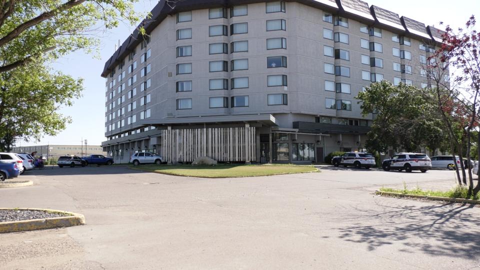Saskatoon Inn homicide