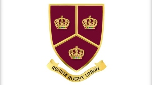 The Regina Rugby Union logo. (Facebook: Regina Rugby Union)