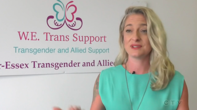 WE Trans support