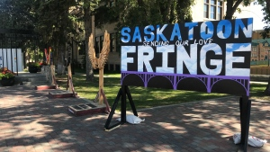 25th Street Theatre holds a physically distanced, digital alternative to the Saskatoon Fringe Festival from July 30 to August 8, 2020 (Credit: Courtney Saboe)