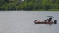 Recovery mission on the Ottawa River