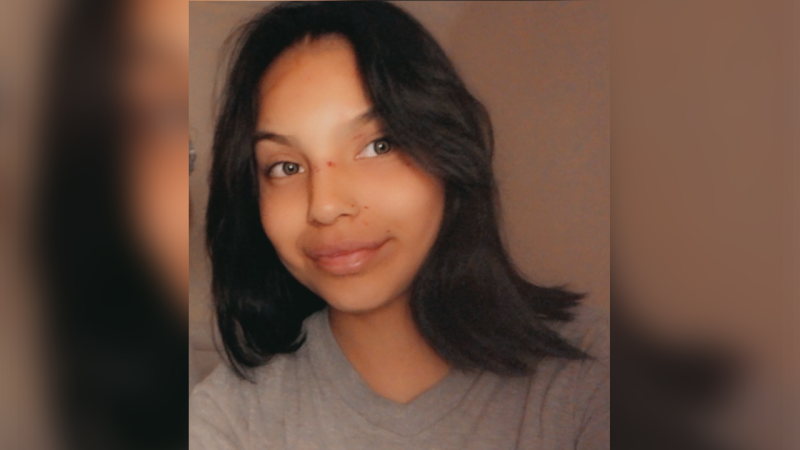 Missing person: Teesha Payash, 13 years old, August 1, 2020 (Source: London Police Services)