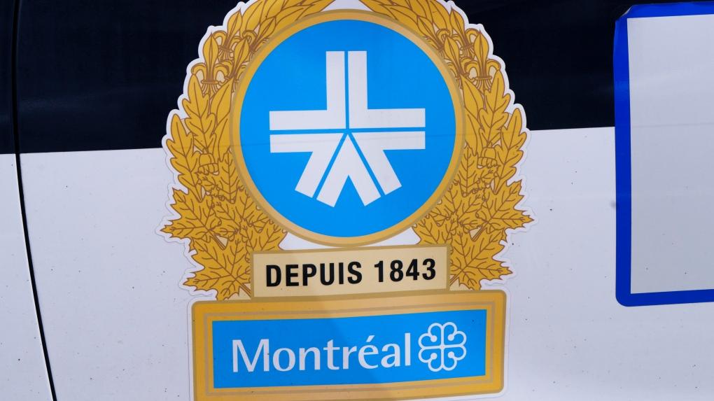Montreal Police logo (SPVM)