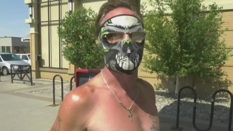 Masks now mandatory in Edmonton