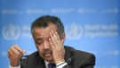 Tedros Adhanom Ghebreyesus says the pandemic's effects will be long-lasting. (AFP)