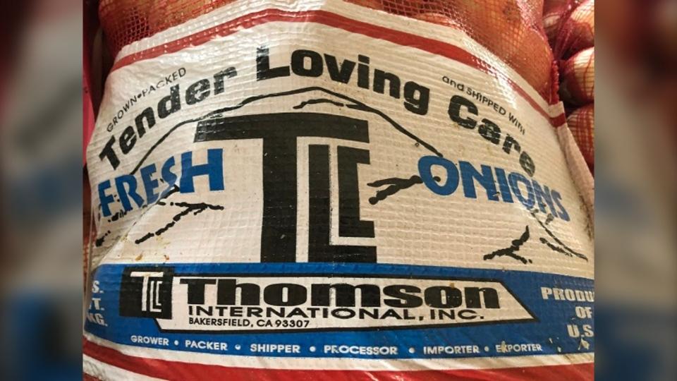 tender loving care onions