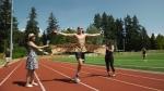 Teen runs marathon for hospital foundation
