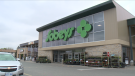 The Sobeys store at 700 Terry Fox Dr. in Ottawa.