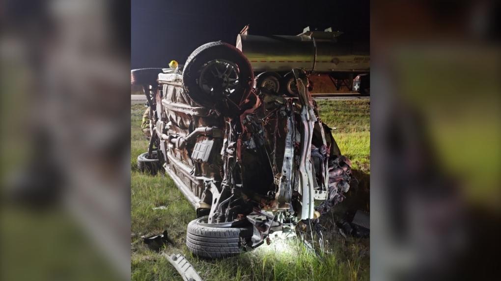 calgary, highway 22, cochrane, dangerous driver