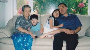 Hannah Kim and her family can be seen in this undated photo. (The Hannah and Joseph Kim Family Fund/ GoFundMe)