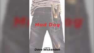 With this particular story, Dave Wickenden was hoping to tie in his childhood to bring a feeling of nostalgia to the pages.
