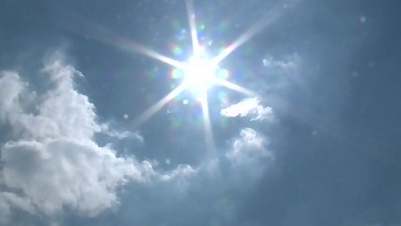 Environment Canada first called the heat warning for Calgary Friday afternoon. It's expected to last through the weekend.