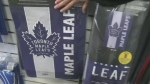 The Maple Leafs are back on the ice. Fans are excited, but so are business owners