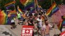 Demonstrators demand better recovery