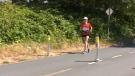 Woman runs 10 marathons in 10 days