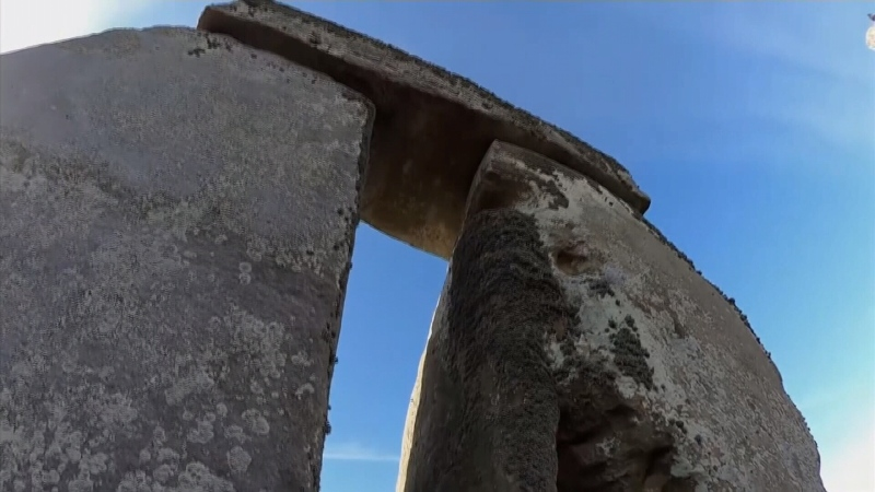 CTV National News: Mystery of the Stonehenge