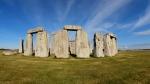 Stonehenge's massive boulders