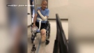CTV National News: Officer's double leg amputation