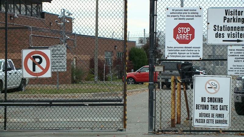 File photo of the Ottawa-Carleton Detention Centre. (Chris Scott / CTV News Ottawa)