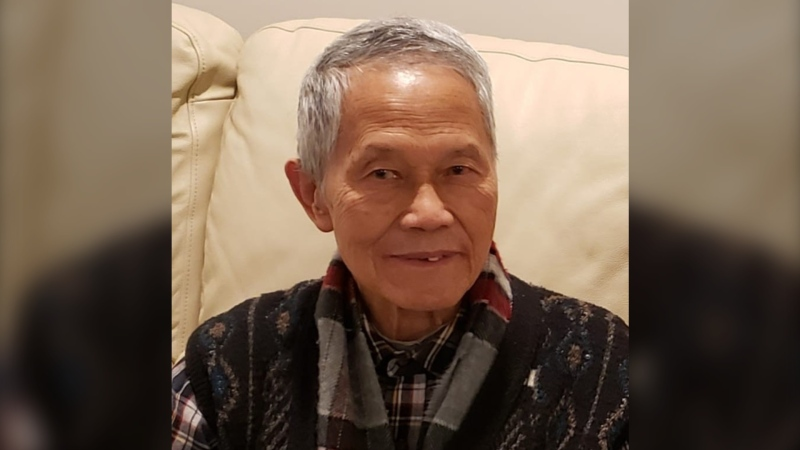 Stephen Siu Kai Cheung was last seen at his home in south Vancouver Sunday morning. (Vancouver police handout)