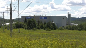Mayor George Othmer says at one time, he worked at the First Cobalt Refinery as it's not far from his home.  He says he's hoping the company will reopen the facility which is the only one of its kind in North America and it's located in Temiskaming Shores. Aug.3/2020 (Lydia Chubak/CTV News Northern Ontario)