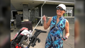 Calgary golfer Kim Young has three hole in ones in the first three months of 2020, and another one in 2019, giving her an astonishing total of four over the past 401 days.