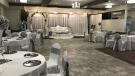 The owner of La Gatineauthèque, in Gatineau QC., says he has lost as much as 90 per cent of his revenue as COVID-19 forced weddings to be cancelled or postponed. (Leah Larocque / CTV News Ottawa)