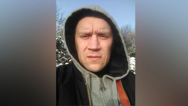 This is photo of Ricardas Puisys which was shared by police after it emerged on a new Facebook account in 2019. (Cambridgeshire Constabulary)