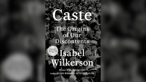 """This cover image released by Random House shows """"Caste: The Origins of Our Discontents"""" by Isabel Wilkerson. Oprah Winfrey has chosen Wilkerson's """"Caste"""" as her new book club selection. The book looks at American history and the treatment of Blacks and finds what she calls an enduring, unseen and unmentioned caste system. (Random House via AP)"""
