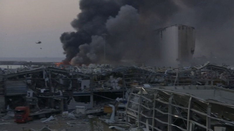 beiruy explosion