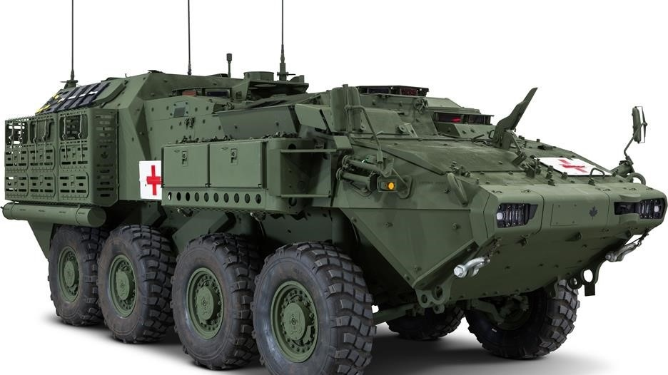 Armoured Combat Support Vehicle