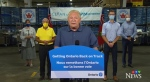 Ontario Premier Doug Ford holds his daily COVID-19 news briefing on Aug. 4, 2020. (CTV News)